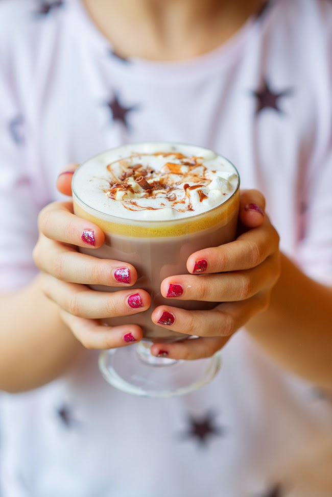 Supergolden Bakes: Christmas Hot Chocolate