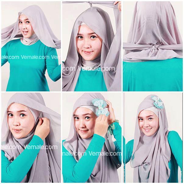 Tips Hijab Praktis dan Cantik
