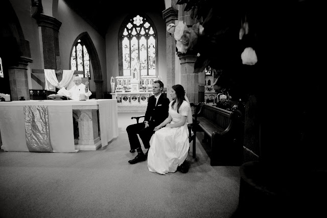 our lady of the rosary wedding kyneton