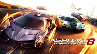 Asphalt 8 Airbone v2.0.0 Android GAME