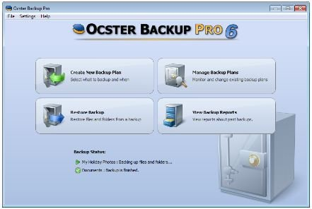 Free Download Ocster Backup Easy 6.21 + License