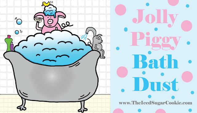 Piggy Bath Salts, Bath Bombs, Bath Soaks
