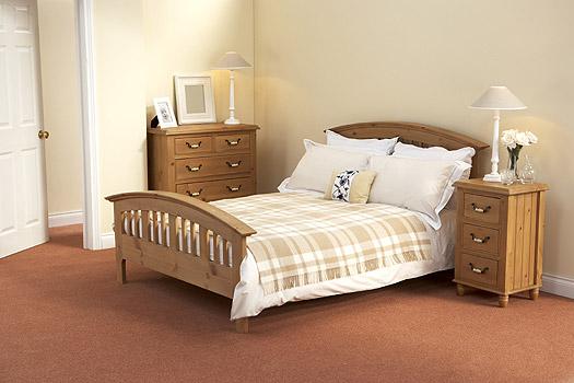 Dream House Designs: Camas de Pino para su Dormitorio - Disfrute de ...