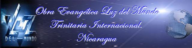 Luz del Mundo. Nicaragua
