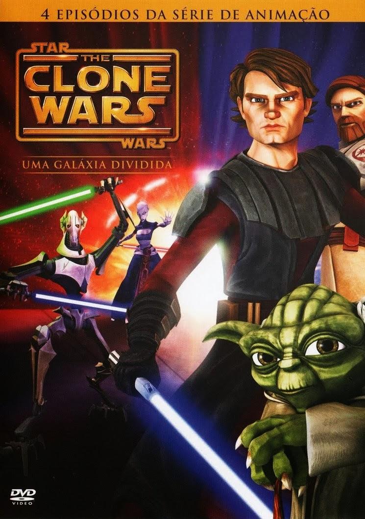 Star Wars: The Clone Wars – Uma Galáxia Dividida – Dublado (2008)