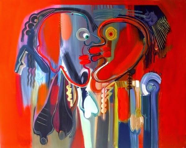 Alberto Ulloa. Artista