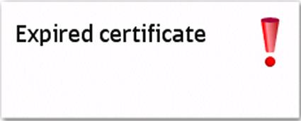 Cara Mengatasi Expired Certificate Pada HP Symbian