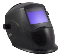 Rhino Large View Carbon Fiber RH01 Welding Helmet