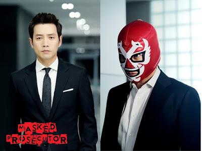 Soundtrack Lagu Drama Masked Prosecutor
