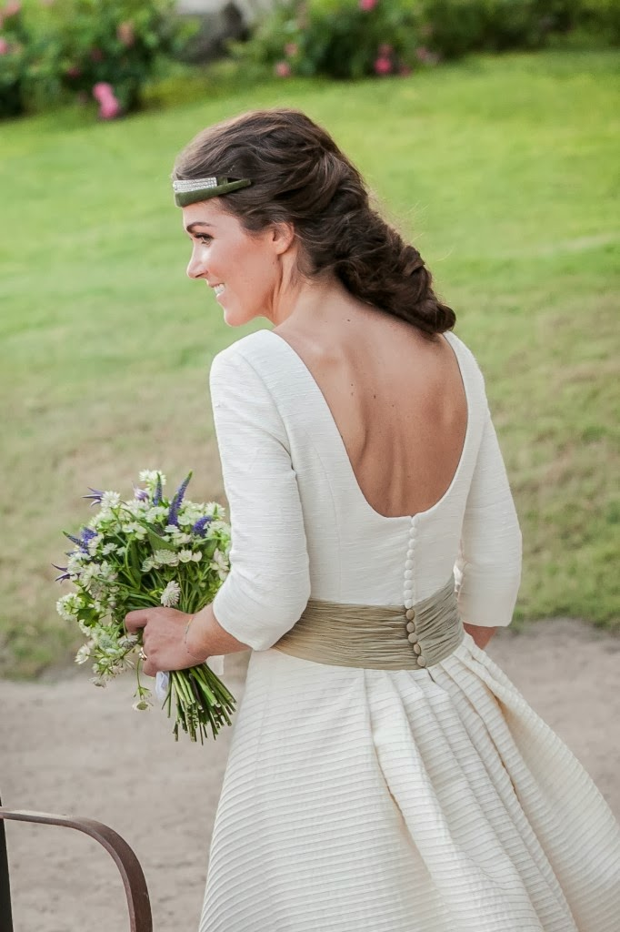 novias de manga larga lo más chic, novias con estilo, vestidos novia