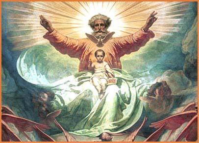 Dios Padre e Hijo