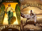 Movie : Son Of Sardar (2012) Cast : Ajay Devgan, Sonakshi Sinha, Sanjay Dutt