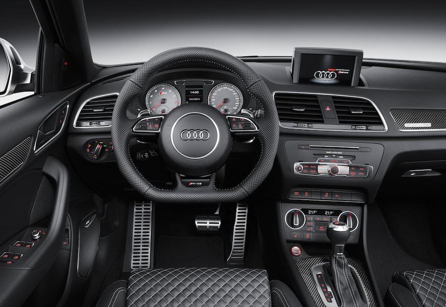 アウディQ3 RS Q3 新型 2015