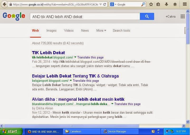 Cara Mengoptimalkan Penggunaan Search Engine