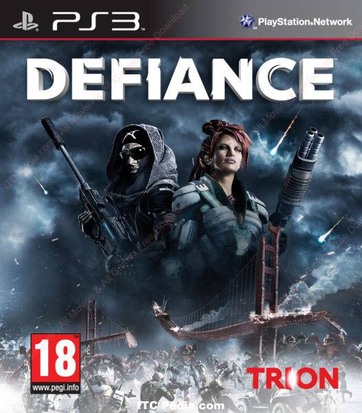 Defiance PS3 - DUPLEX