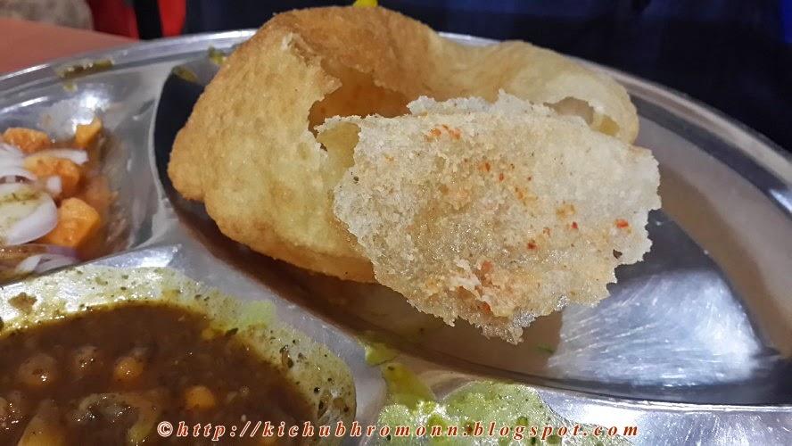 chole poori in amritsar