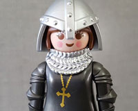 Playmobil Jeanne d'Arc