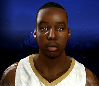 NBA 2K14 Al-Farouq Aminu Cyberface Mod