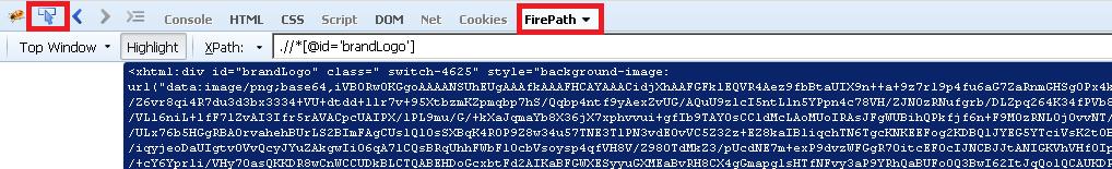 Using firepath