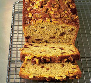 Walnut, Date & Honey Cake Recipe