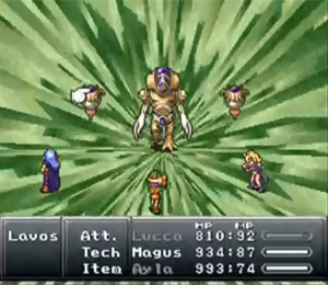 Best SNES RPG Boss 4: Lavos from Chrono Trigger