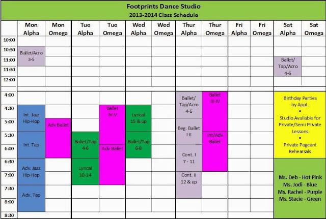 Monday 4:30 Int Jazz/Hip-Hop - Class Closed/Full