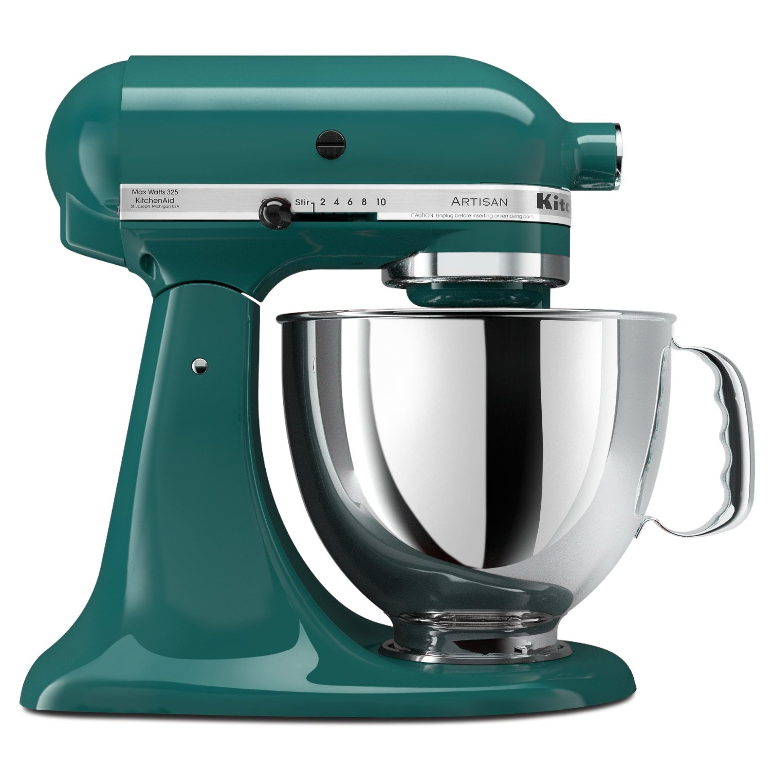 LittleKitchenShop: KitchenAid ARTISAN 5-Quart Stand Mixer Range in ...