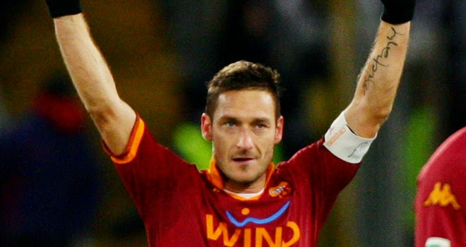 Francesco Totti - AS Roma