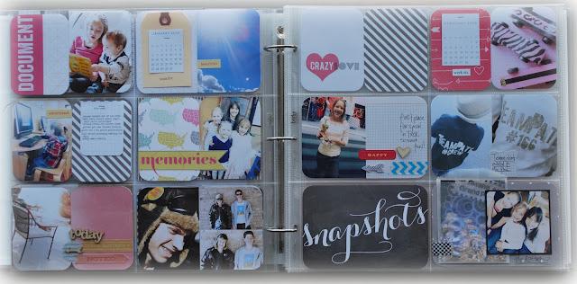 jmpgirl ~ project life 3 & 4