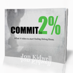 Sign up to receive my blog posts via e-mail & get a copy of my e-book, Commit to 2%, FREE.