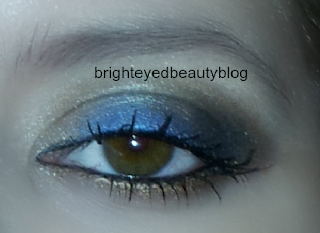 Eye Look inspired by Ginnifer Goodwin at the 2013 Vanity Fair Oscars after party