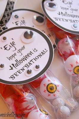 Eyeball Treats