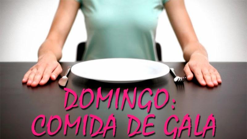 domingo de la nueva dieta escalera nutricional