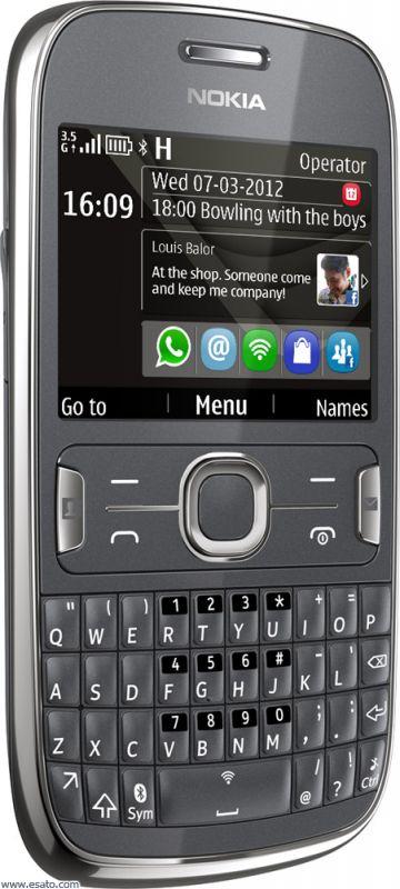 Jenis Nokia Harga Baru Harga Bekas Asha 200 Rp 720