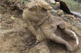Scoperta una statua antica di 2200 anni a Byllis