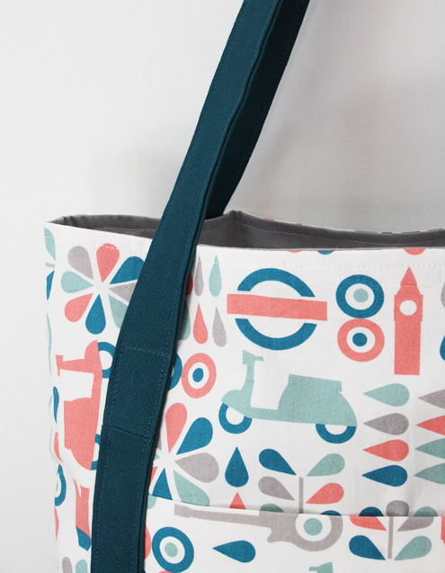 Small vink bag