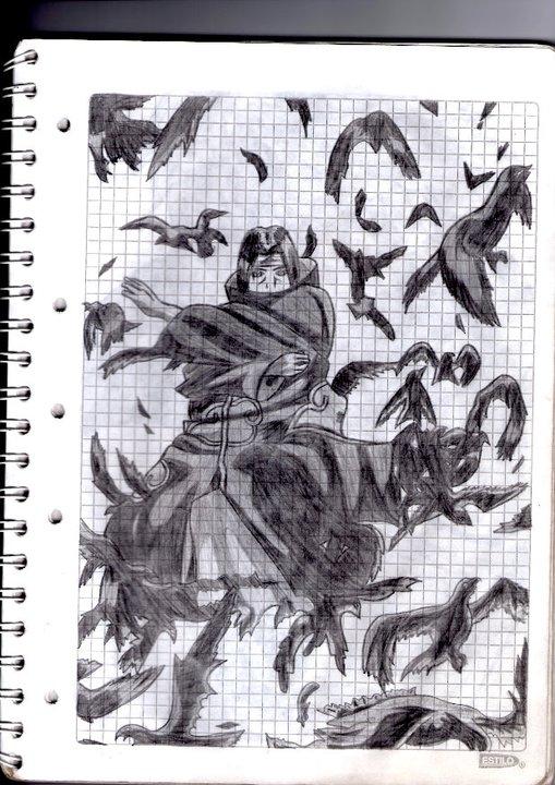 Animes a lápiz | Diseño & Arte