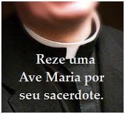 Ave Maria cheia de graça...
