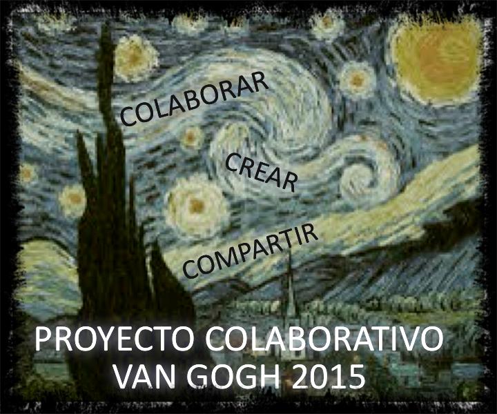 PROYECTO VAN GOGH 2015