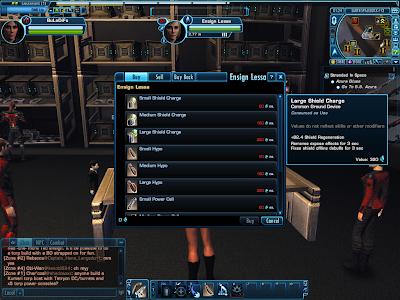 Star Trek Online - Devices