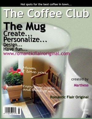 The Personalized Mug  is here in store..