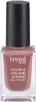 Preview: Die neue dm-Marke trend IT UP - Double Volume & Shine Nail Polish 080 - www.annitschkasblog.de