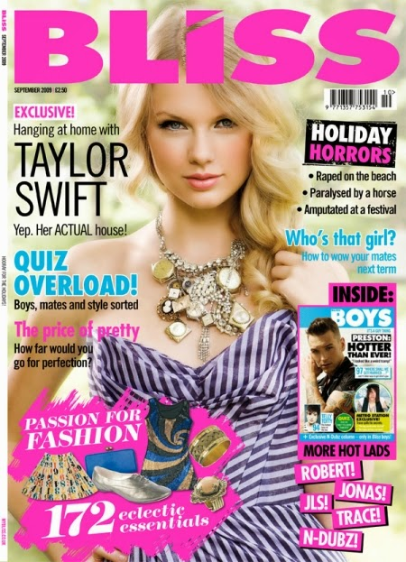 bliss magazine essay Year 8 magazine unit 5 1 customer  taylor-swift-bliss-magazine-cover-september-2009  this unit has been designed to develop essay writing skills for year.