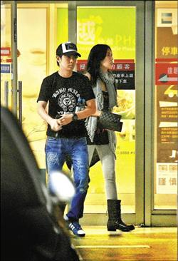 Jimmy Lin and Wife