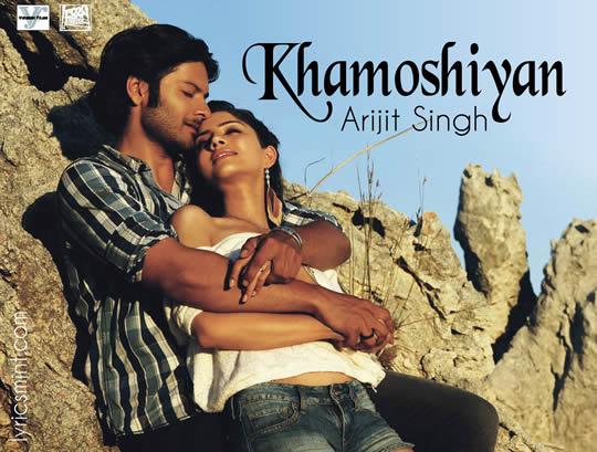 Khamoshiyan - Arijit Singh feat Ali Fazal