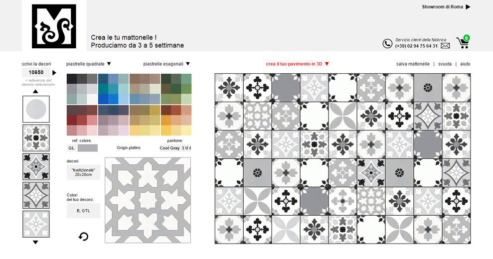 Piastrelle patchwork - Tutti i produttori del design e dell architettura