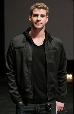Liam Hemsworth con ropa sport