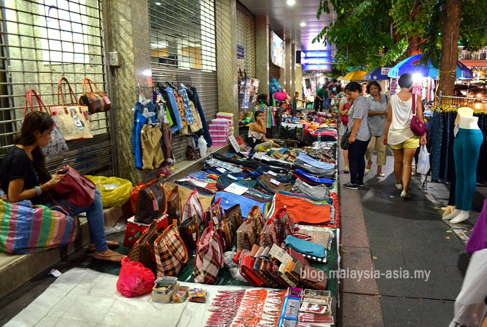 Bangkok Street Vendors Photo