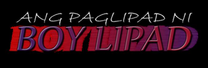 Ang Paglipad ni Boy Lipad