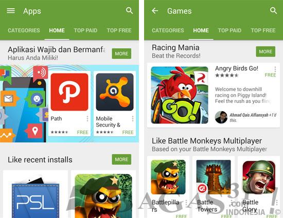 Google Play Store 5.0.31 Terbaru